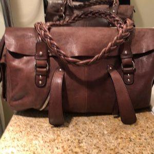 LEONELLO BORGHI hand bag